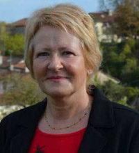 Bernadette Luquain – Deuxième adjointe en charge de la vie associative et culturelle